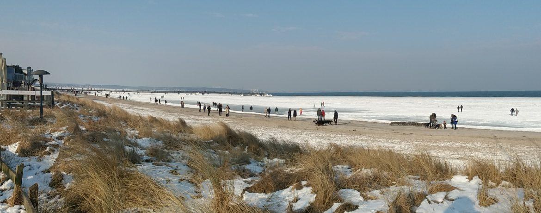 Ostsee auch im Winter ein Hochgenuss
